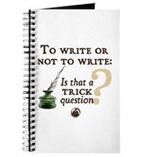 To Write or Not to Write Journal