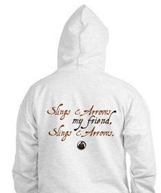 To Write or Not to Write Hoodie
