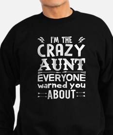 I am the Crazy Aunt!! Jumper Sweater