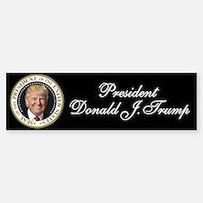 Trump Presidential Seal Sticker (Bumper)