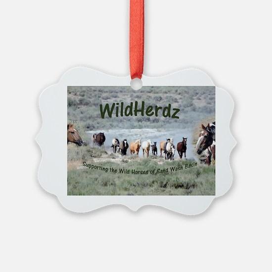 Wild Herdz Ornament