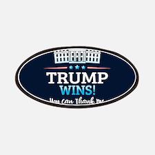 Trump Wins Patch