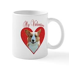 Cardigan Valentine Mug