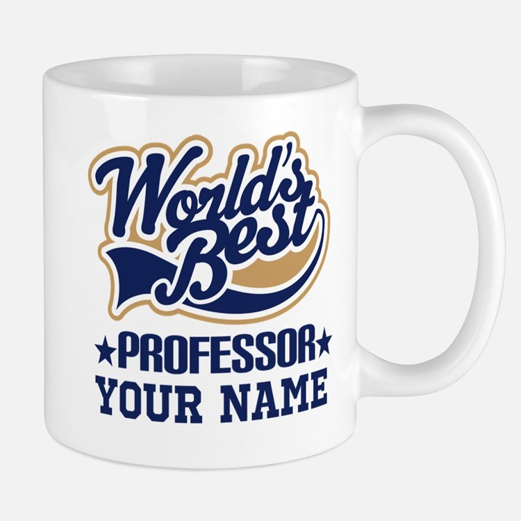 Professor Personalized Gift Mugs