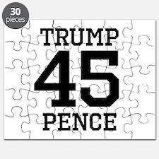Trump Pence 45 Puzzle