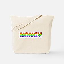 Nancy Gay Pride (#004) Tote Bag
