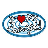 Chinook dog Auto