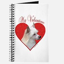 Crested(powder) Valentine Journal
