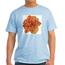 Coral Double Daylily T-Shirt