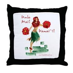Template Throw Pillow