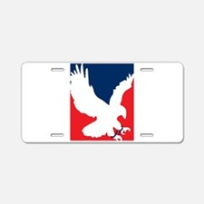 TFC_large Aluminum License Plate