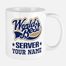 Server Personalized Gift Mugs