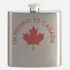 Unique Moving Flask