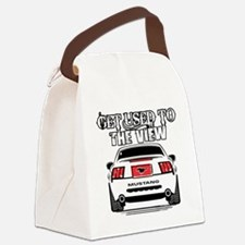 Cute Roush mustang Canvas Lunch Bag