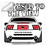 Ford mustang Wall Decals