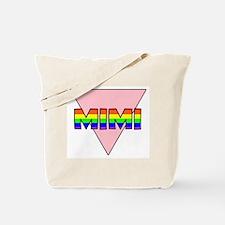 Mimi Gay Pride (#002) Tote Bag