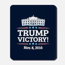 Trump Victory Mousepad