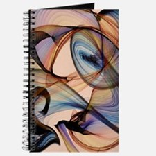 Bird Flame Peach Journal