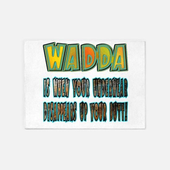 Wadda 5'x7'Area Rug