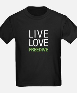Live Love Freedive T