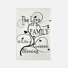 Love of Family Magnets