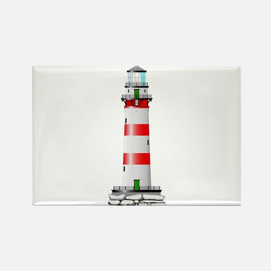 Isolated Lighthouse Magnets