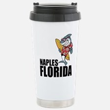Naples, Florida Travel Mug