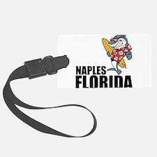 Naples, Florida Luggage Tag