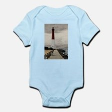 Barnegat Light Lighthouse NJ Body Suit
