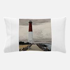 Barnegat Light Lighthouse NJ Pillow Case