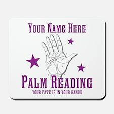 Palm Reading Mousepad