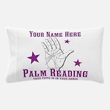Palm Reading Pillow Case