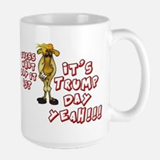 Funny TRUMP Day Camel Mugs
