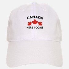 Canada Here I Come Hat