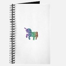 unicorn rainbow Journal