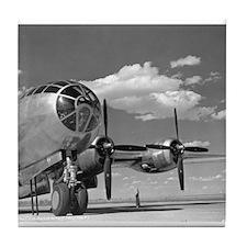 B-29 Tile Coaster