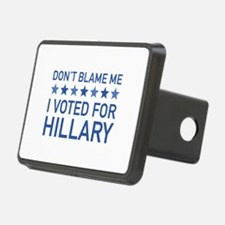 Don't Blame Me Hitch Cover