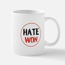 Hate won Mugs