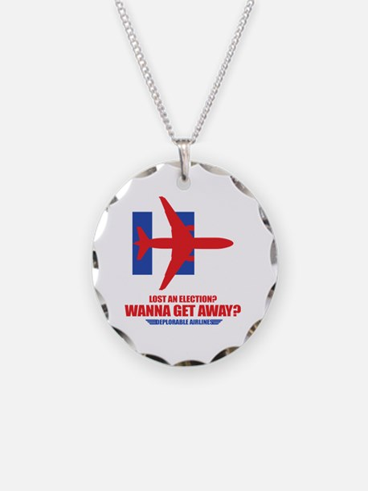 Cute Political humor Necklace