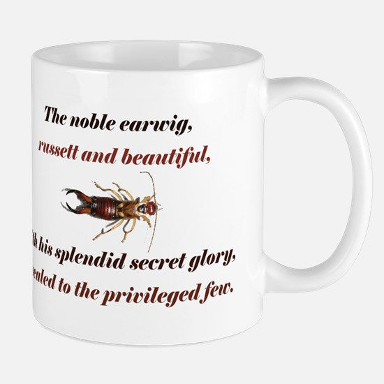 Earwig Glory Mugs