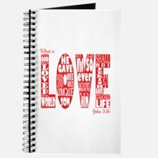 What Is Love Journal