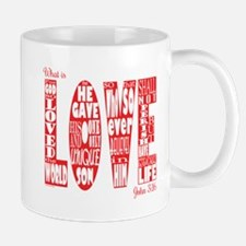 What Is Love Mugs