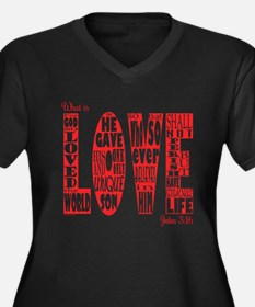What Is Love Plus Size T-Shirt