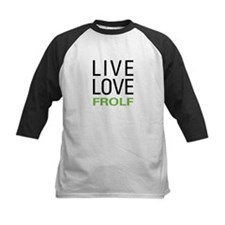 Live Love Frolf Tee