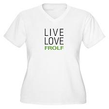 Live Love Frolf T-Shirt