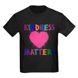Kindness matters Kids T-shirts (Dark)