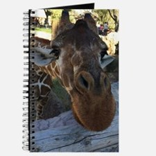 Mind if I giraffe you a question? Journal