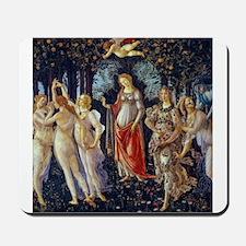 Botticelli: La Primavera Mousepad