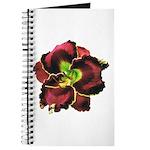 Dark Purple Daylily Journal