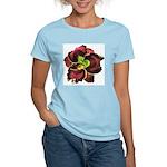 Dark Purple Daylily Women's Light T-Shirt